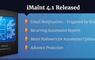 iMaint 4.1 CMMS and EAM