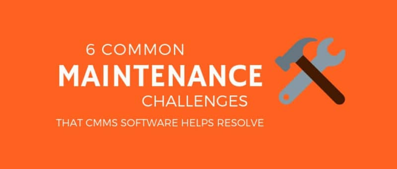 common maintenance challenges