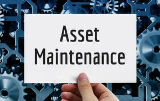 asset maintenance policy