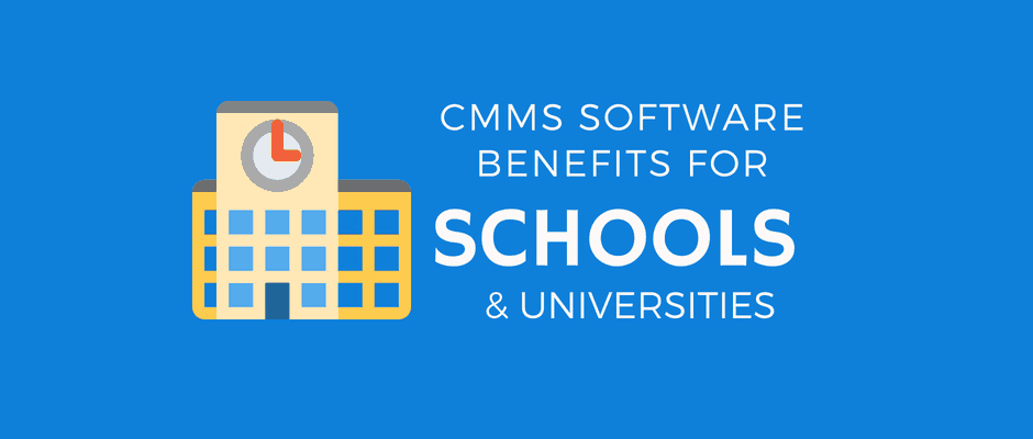 CMMS Software Benefits for Schools [Infographic] by DPSI